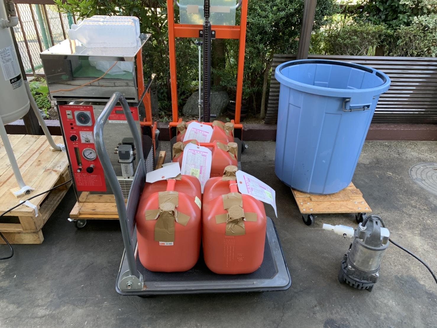 排水処理システム「OZAC」