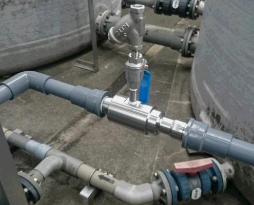 排水処理の省エネ問題