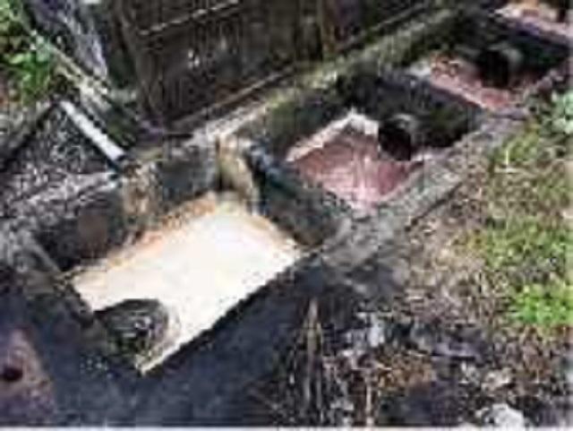 工場から出る排水